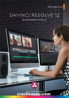DaVinci Resolve Studio 12 Crack Windows + Mac Full Free Download. It is a small studio that edit, color correct, and deliver all videos from one system.
