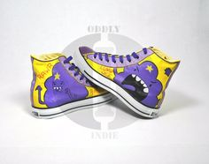 Adventure Time Lumpy Space Princess Shoes
