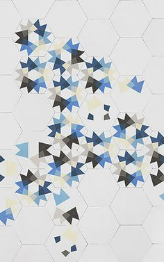 1 | Modular Tiles That Form Beautiful Kaleidoscopic Patterns | Co.Design | business + design