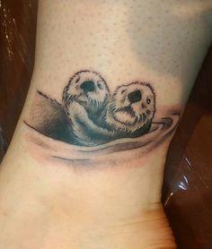 My Otter Tattoo