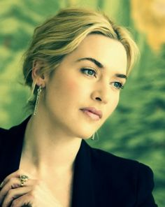 Kate Winslet: The Lady Blonde
