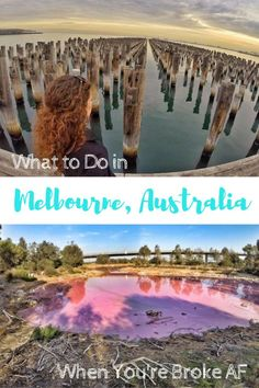 Low on dough but want to check out one of the most incredible cities on earth!? Here's what to do in Melbourne, Australia when you're broke AF!