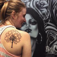 puzzle tattoo orchidee google searrrch tattoo ideas pinterest tattoos puzzle tattoos. Black Bedroom Furniture Sets. Home Design Ideas