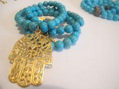 Fatima's Hand jewelry