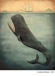 Emily Winfield Martin, Leviathan Below, 2013