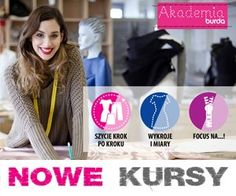 Świat mody: szycie, modele, magazyny modowe Burda, modne wykroje - Burda.pl - szycie i wykroje! Malaga, Image