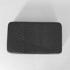 Black Hard Case Wallet Description coming soon!  Bags Wallets
