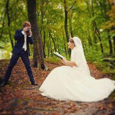 Wedding. Trouwen. By NikitaDB