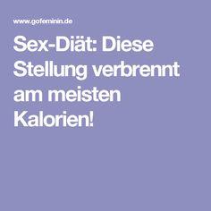Sex-Diät: Diese Stellung verbrennt am meisten Kalorien! Fitness, Coaching, Sexy, Fun, Art, Fire Hair, Love Life, Parenting, Erotica