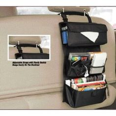 auto interiors entertainment organizer back seat organizer car organizer accessories affordable