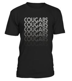 "# Vintage Style Cougars Graphic Tee Shirt for cougar lovers .  Special Offer, not available in shops      Comes in a variety of styles and colours      Buy yours now before it is too late!      Secured payment via Visa / Mastercard / Amex / PayPal      How to place an order            Choose the model from the drop-down menu      Click on ""Buy it now""      Choose the size and the quantity      Add your delivery address and bank details      And that's it!      Tags: SLIM FIT SIZE UP FOR…"