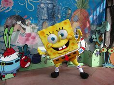 The Norwegian - Nickelodeon partnership makes for a memorable experience where children can meet their favorite characters!