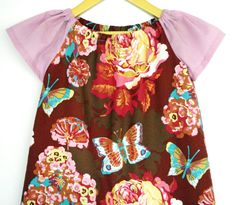 Peasant Dress & Top Butterfly Breeze INSTANT by PeachPatterns