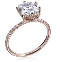 simple. this site has great suggestions for selecting a ring that's right for you.