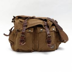 Time to upgrade from the Volcom Stone messenger bag...I hope.