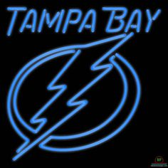 Tampa Bay Lightning Neon Sign NHL Teams Neon Light