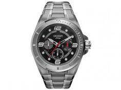 Relógio Masculino Orient MBSSM064 - Analógico Resistente à Água Calendário