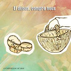 Cardilloc SC: EL DIJOUS, COMPRA NOUS