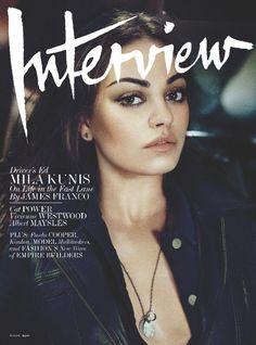 #Interview August 2012 Mila Kunis by Craig McDean
