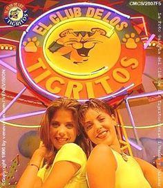Actrices venezolanas: Wanda Di Isidoro y Jalimar Salomón . El Club de los Tigritos