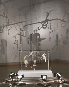 Christian Boltanski (b. 1944) | Théâtre d'ombres (Theatre of Shadows) | 1980s, Sculptures, Statues & Figures | Christie's