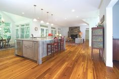 Antique Reclaimed Heart Pine | Antique Floors from Reclaimed Wood