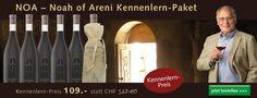Das Abenteuer Wein begann vor 6'000 Jahren Vor etwa 5 Jahren präsentierten Wissenschaftler eine 6'000 alte Weinpresse, gefunden in einer Höhle in Areni in Armenien! Auf unserer grössten Entdeckungsreise aller Zeiten haben wir in Armenien den Noah of Areni 2013 entdeckt. Die ganze spannende Geschichte gibt es auf: www.schuler.ch/noa_ch