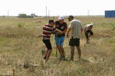 Ziua 3: Sondaje sistematice ale solului.
