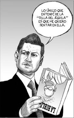 Enrique Peña Nieto - La Silla del águila