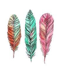 Items similar to Feather Art - Three Feathers - Feather Watercolor Art . Feather Drawing, Watercolor Feather, Feather Art, Watercolor And Ink, Watercolor Effects, Simple Watercolor, Feather Crafts, Watercolor Pencils, Watercolor Painting