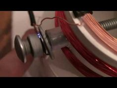 Science Fair Project - Electric Pulse Motor - Newman Motor - Table Top Motor - YouTube