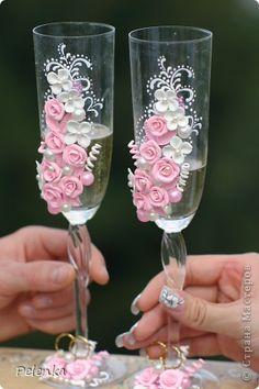Декор предметов Свадьба Сказочная свадьба фото 1