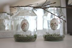 Easter in a jar