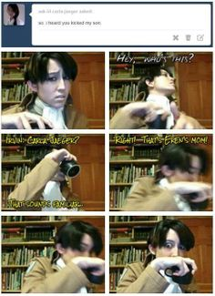 Levi>> Oh god help us the ghosts have found the internet 0.0