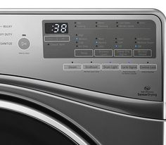 Learn about features and specifications for the 7.4 cu. ft. Gas Dryer with Advanced Moisture Sensing