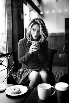 I like my coffee like my women. ...sweet and creamy.....