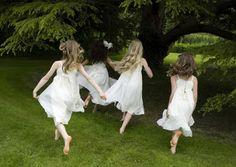 Liliana, Katrine, Aldina, and Edene
