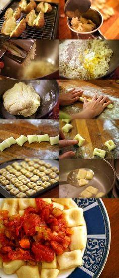 Italian Potato Gnocchi Recipe