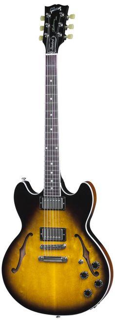 Gibson Midtown Vintage Sunburst Ltd Run (2015)