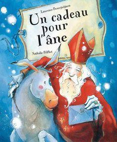 """Livre """"Un cadeau pour l'âne"""""""