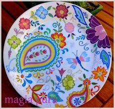 Porcelana magia