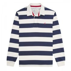Joules Mens Onside Classic Rugby Jersey