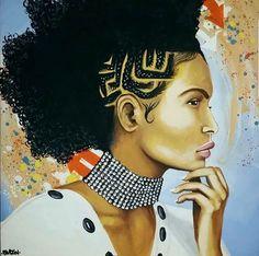 African Hairstyles How To Care For Dreadlocks So They Last Black Love Art, Black Girls Rock, Black Is Beautiful, Black Girl Magic, African American Hairstyles, African American Art, Natural Hair Art, Black Cartoon, Black Artwork