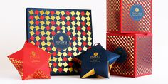 2/3 Dolci Christmas Collection — The Dieline - Branding & Packaging