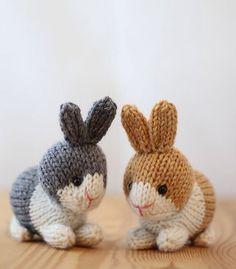 Coelho de crochet