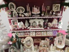 Seattle Show March 13 - Market Stall by Kristine Hill.  Photo by Angelika Oeckl - Picasa Web Albums