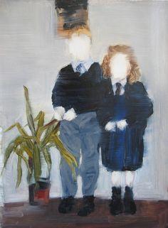 "Saatchi Online Artist: patrick Jennings; Oil, Painting ""untitled"""