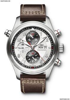 Spitfire Doble Cronógrafo de IWC, un reloj de altos vuelos