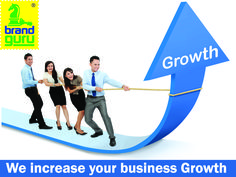 Are You Worried About Your Business Growth. We are Here to Increase Your Business Growth Visit us at - www.brand-guru.in