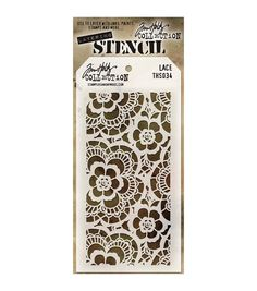 Tim Holtz® | Layered Stencil-Lace
